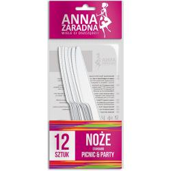 Anna Zaradna noże 12szt