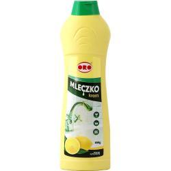 ORO mleczko krem czyszczący cytrynowy 650g