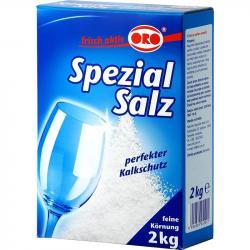 ORO drobnoziarnista sól do zmywarek 2kg