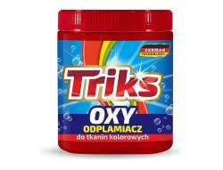 Triks oxy 0,5kg odplamiacz do koloru