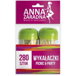 Anna Zaradna wykałaczki 280szt