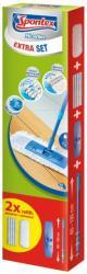 Spontex Microwiper Extra Set mop płaski zestaw