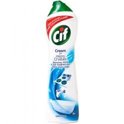 Cif Cream mleczko do czyszczenia 500ml białe