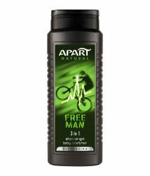 Apart żel pod prysznic MEN 3w1 Free Man 500ml
