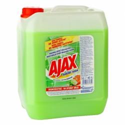 Ajax płyn uniwersalny 5l cytryna - pomarańcza