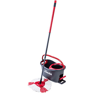 Vileda zestaw mop obrotowy Easy Wring and Clean Turbo