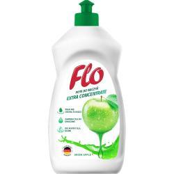 FLO Płyn do mycia naczyń 1L Green Aple