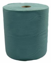 Ręcznik Maxi zielony 130 metrów 1-warstwowy 6 szt.