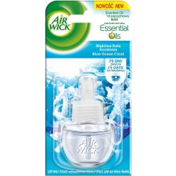 Air Wick Electrical wkład błękitna rafa koralowa 19 ml
