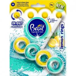 Brait kostka do toalet 40g Rings Lemon