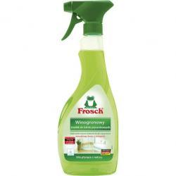 Frosch płyn do mycia  kabin prysznicowych 500ml winogronowy