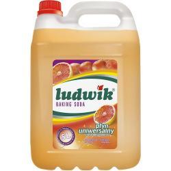 Ludwik płyn uniwersalny Baking Soda