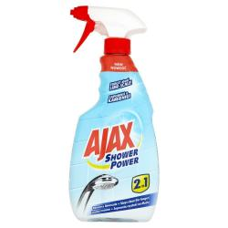 Ajax płyn do czyszczenia kabin prysznicowych 500ml