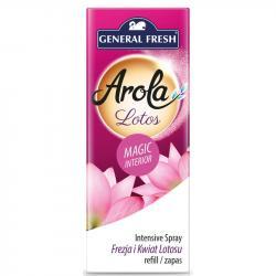 General Fresh Szyszka wkład o zapachu frezji i kwiatu lotosu