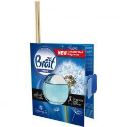 Brait patyczki zapachowe w książeczce 40ml Crystal Air