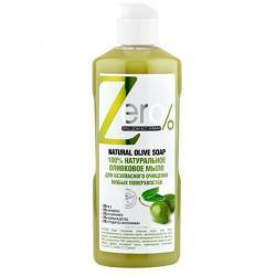 Zero Mydło oliwkowe uniwersalny płyn do czyszczenia 500ml