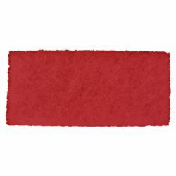 Pad do szorowania czerwony 25x11 cm
