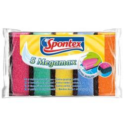 Spontex Megamax zmywak do szorowania 5szt