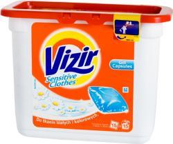 Vizir kapsułki do prania 15szt Sensitive Clothes
