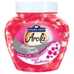 General Fresh Perfume Pearls kuleczki zapachowe Sweet Blackberries 250g