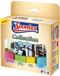 Spontex Collection zestaw ściereczek z mikrofibry 4 szt.