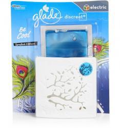 Glade by Brise Discreet Electric Be Cool elektryczny odświeżacz powietrza