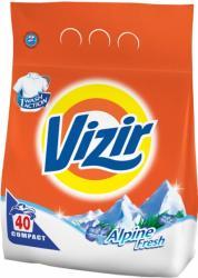 Vizir proszek do prania 3kg do białego Alpine Fresh (40 prań)