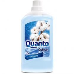 -30% Quanto płyn do płukania 2L Cotton