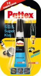 Pattex klej szybkoschnący S.O.S. 3g