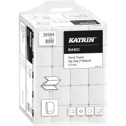 Katrin Basic 35564 ręcznik składany ZZ 2-warstwowy, 4000 listków