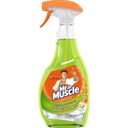 Mr Muscle płyn do mycia szyb 500ml Limonka