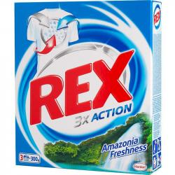 Rex proszek do prania białego 300g Amazonia