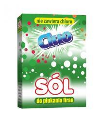 Cluo sól do płukania firan bez chloru 0,45kg
