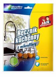 Jan Niezbędny chłonny ręcznik kuchenny mikrofibra