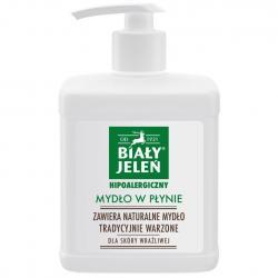 Biały Jeleń mydło w płynie dozownik 500ml