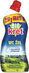 Kret Bio żel do WC 750g + 250g GRATIS