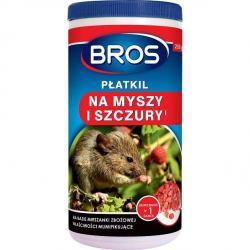 Bros trutka płatki na myszy i szczury 250g