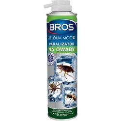 Bros Zielona Moc spray-paralizator na owady 300ml