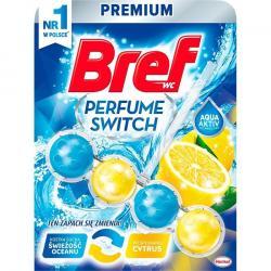 Bref kulki – kostka do toalet Perfume Switch Ocean/Cytrus 50g