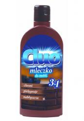 Cluo mleczko do pielęgnacji mebli 250ml