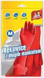Jan Niezbędny ochronne rękawice gumowe M długi mankiet