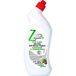 Zero żel do toalet 750ml na bazie kwasu cytrynowego