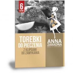 Anna Zaradna torebki do pieczenia 6szt
