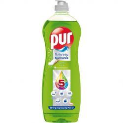 Pur płyn do mycia naczyń 750ml Apple balsam