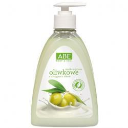 ABE mydło w płynie 500ml z wyciągiem z oliwek