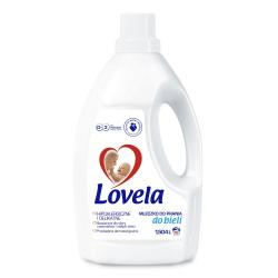 Lovela mleczko do prania białego 1,504L