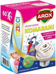 Arox Elektrofumigator z płynem dla dzieci