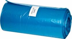 Ekosell worki LDPE 120L 25szt. niebieskie