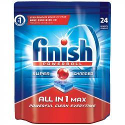 Finish tabletki do zmywarek ALL IN 1 MAX REGULAR 24szt.