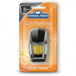 General Fresh odświeżacz do samochodu Car perfume Vent Wanilia